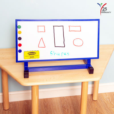 Small Multipurpose Desktop Easel Blue 2