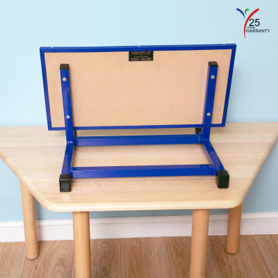 Small Multipurpose Desktop Easel Blue 3