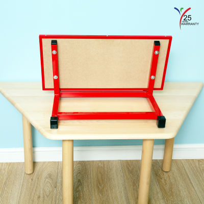 Small Multipurpose Desktop Easel Red 3