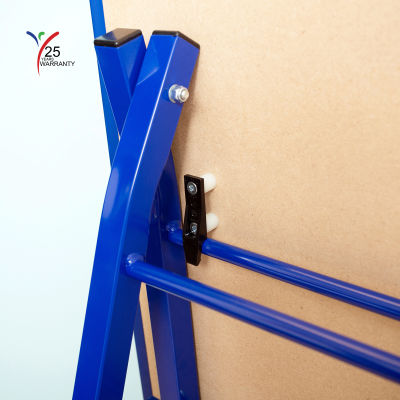 Single Board Mobile A Frame Easel Blue 8
